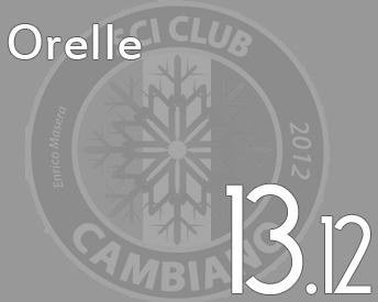13 Dicembre 2015 – Orelle